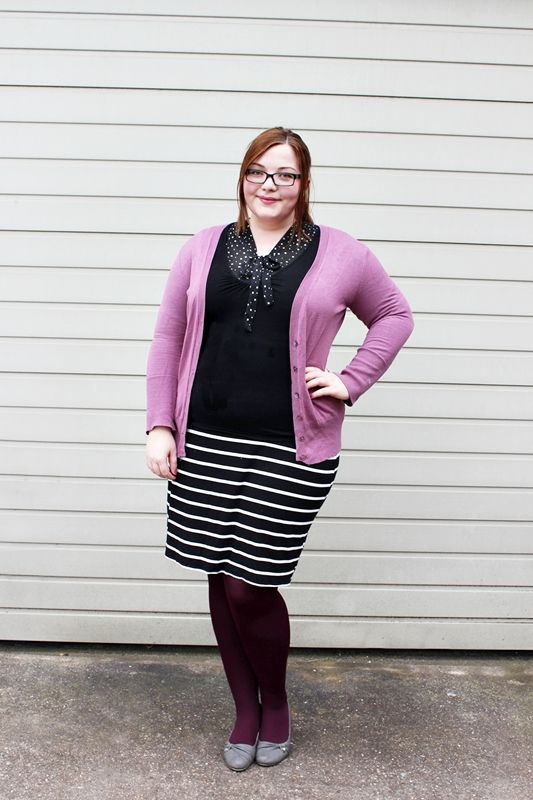 8b6af424b32 Office Chic - Plus Size Outfit Day  What I Wore