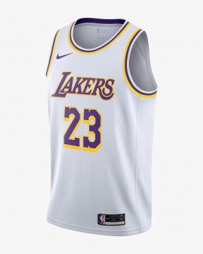 Nike Nba Los Angeles Lakers Lebron James Association Edition Swingman Jersey Nba Shop Los Angeles Lakers Mer La Lakers Jersey Lebron James Los Angeles Lakers