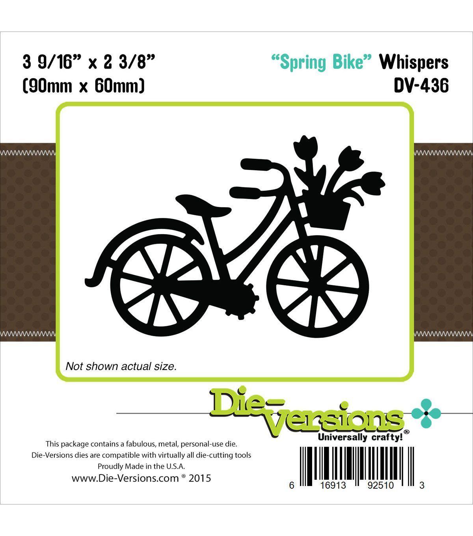 Die Versions Spring Bike Whispers Die With Images