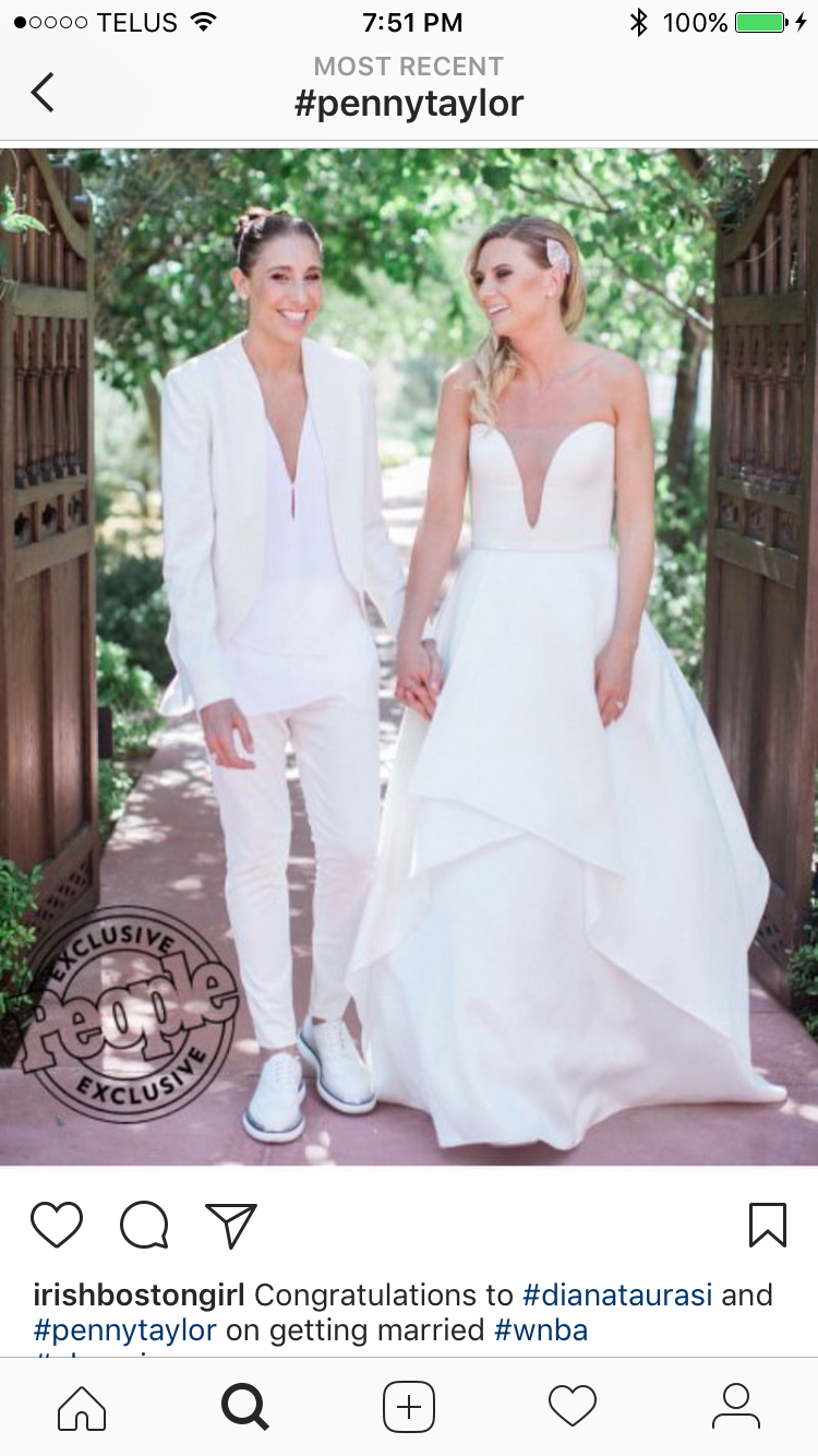 Samira wiley wedding dress  Pin by Kasey Mazzone on Wedding  Pinterest  Wedding Wnba and