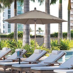 11 wind resistant patio umbrella