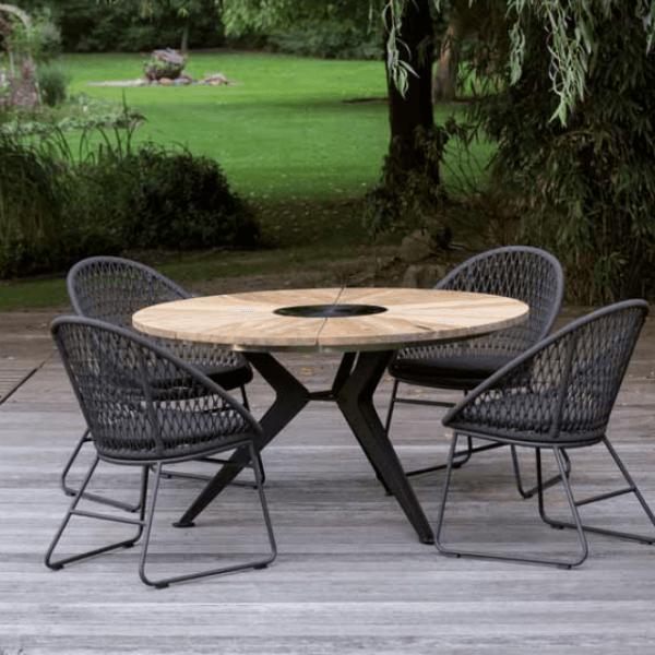 Niehoff Nexor Gartentisch G543 Ab 1640 Inklusive Aufbau Gartentisch Tisch Aussenmobel