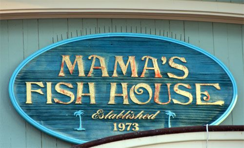 Mama 39 s fish house ate at mama 39 s fish house paia maui for Fish house maui