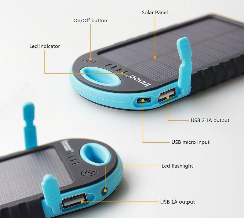 Black Friday Portable Solar Charger Deals