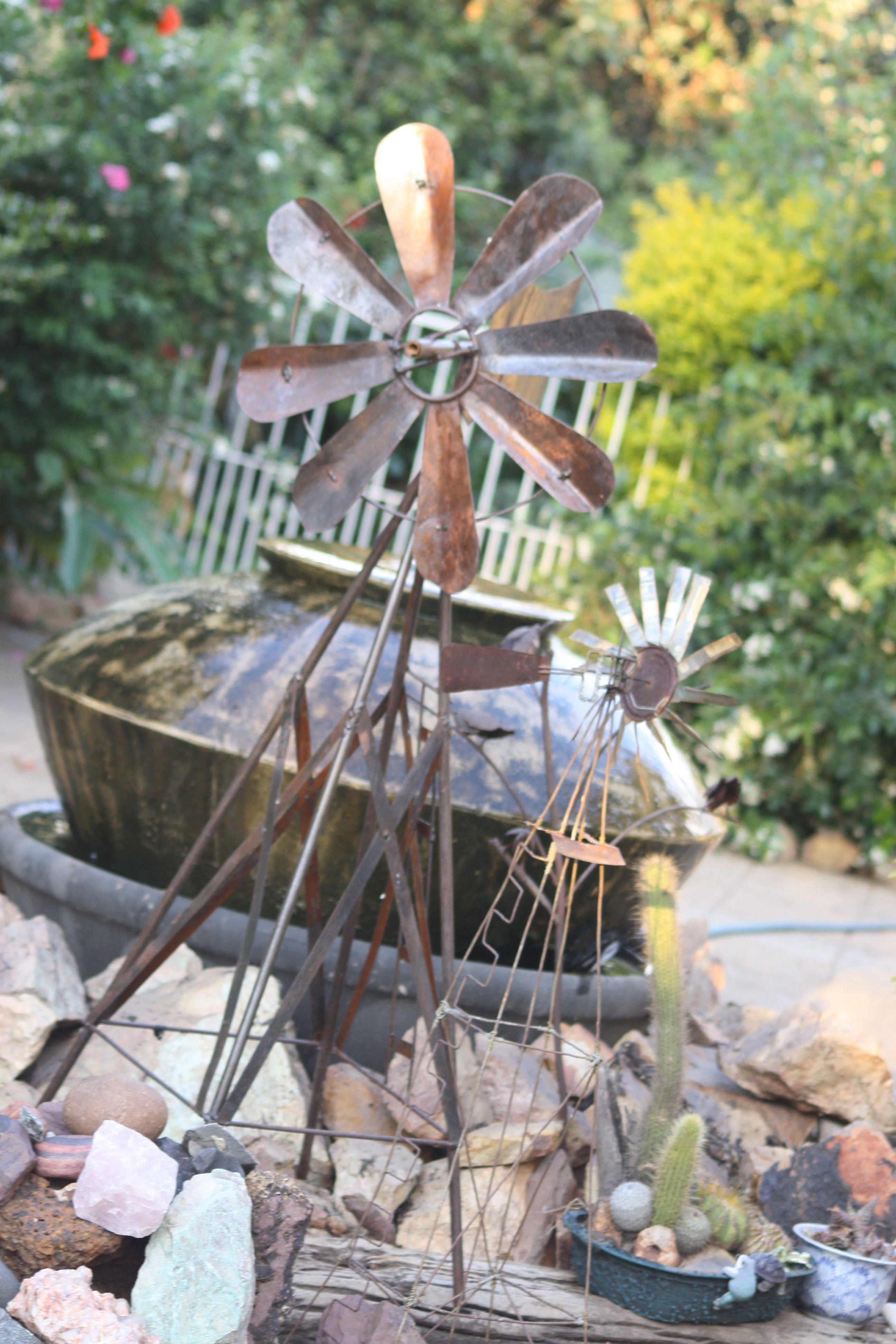 windmill art windpomp in my tuin upload by urma windpompe