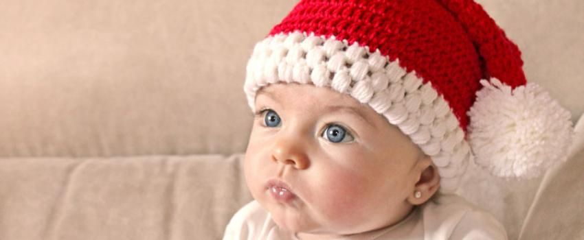 santa claus crochet hat free crochet pattern with video tutorial ...