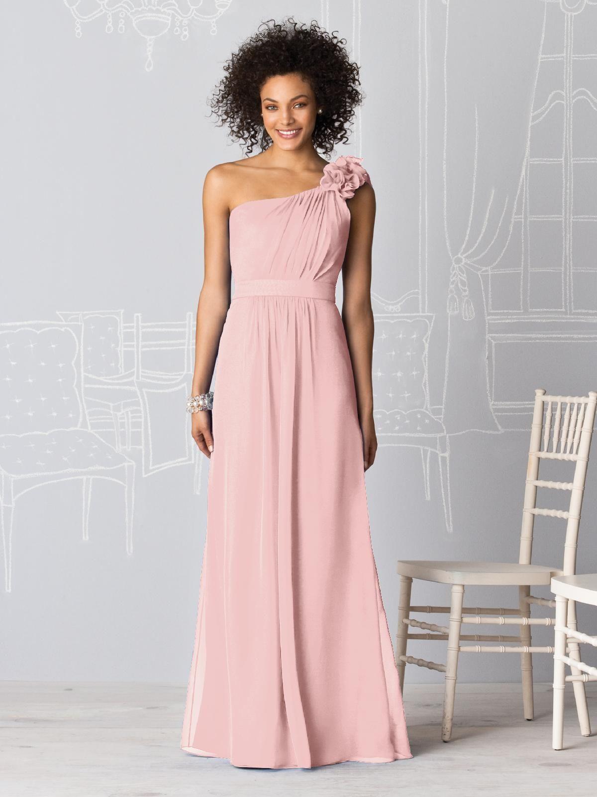 After Six BM Dress Bridesmaid style