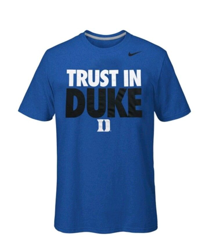 Trust in Duke