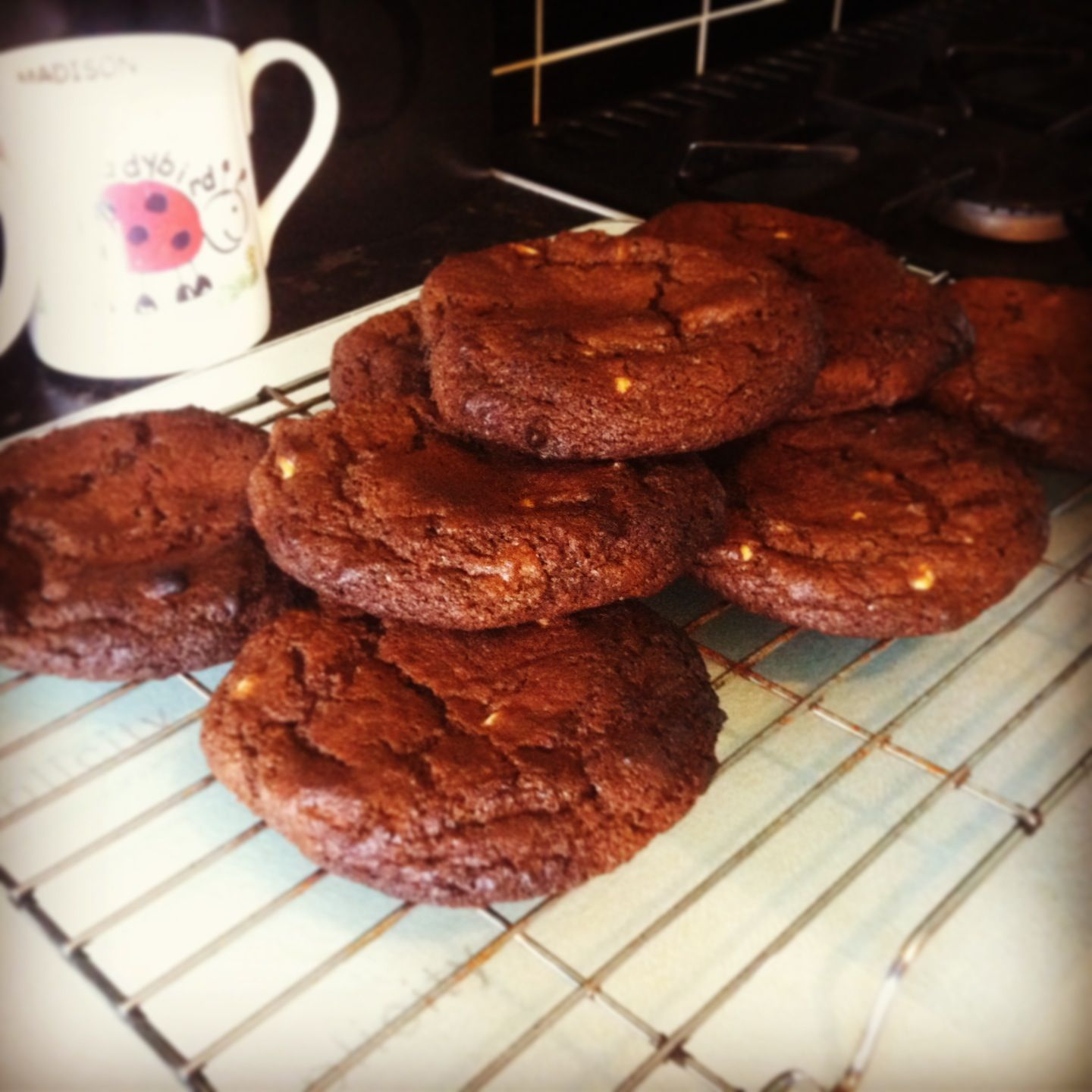 Looking through my old baking photo's is not useful when I've given up chocolate for lent. Not long now!!