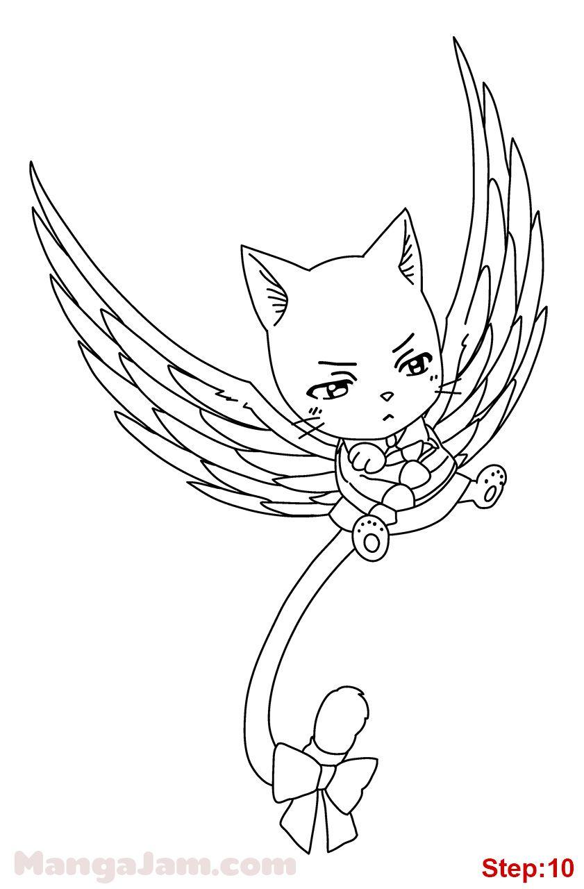 How To Draw Carla From Fairy Tail Mangajam Com In 2020 Fairy Tail Drawing Coloring Books Coloring Pages