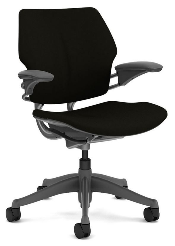 Freedom Chair By Humanscale Best Ergonomic Chair Ergonomic Chair Executive Chair