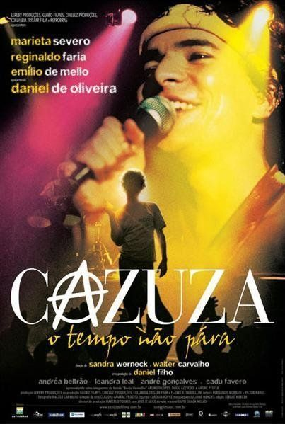 Watch Cazuza: Time Doesn't Stop Full-Movie Streaming