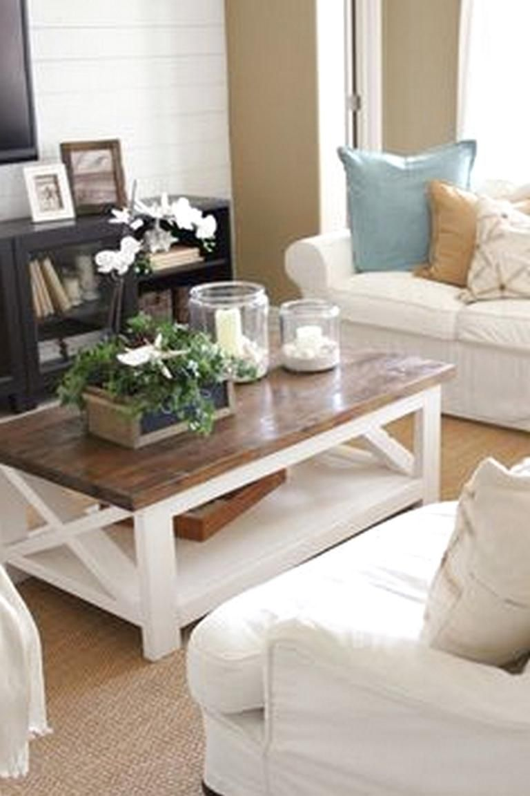Tips Making Warmness By Setting White Coffee Table Ideas Living Room Decor Rustic Elegant Living Room Decor Coffee Table