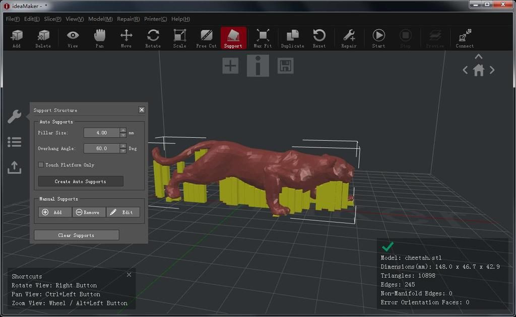 Image result for ideamaker software