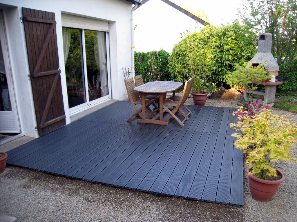 Lame Terrasse Composite Promo Private Sun Deck | Waterproof Wpc Flooring | Pinterest