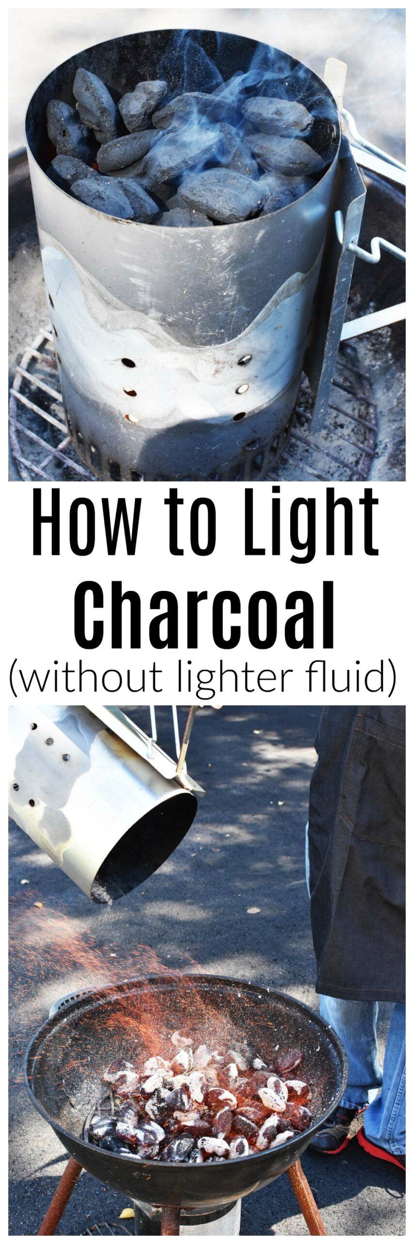 Park Art|My WordPress Blog_How To Start Charcoal Fire Without Lighter Fluid