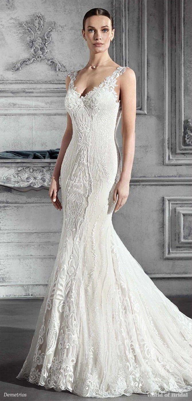 Demetrios wedding dresses wedding dresses pinterest