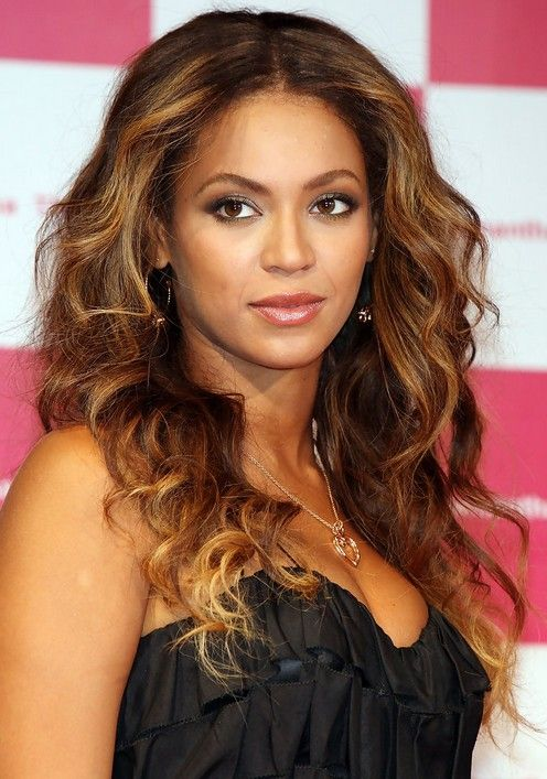 beyonce-knowles-long-wavy-hairstyle. | hairstyles ♔♔ | pinterest