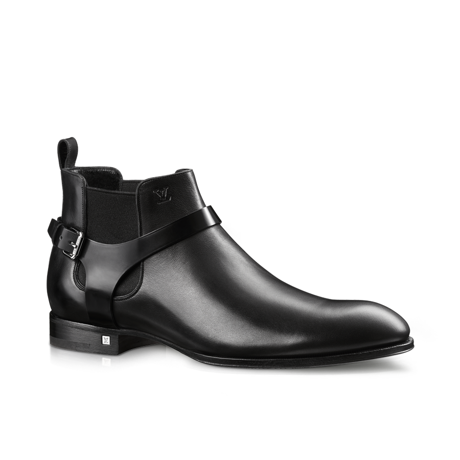 a3891f793eae Dress Code ankle boot via Louis Vuitton