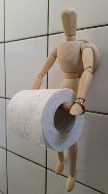 Photo of HomelySmart 16 diy toilet paper storage ideas per your lovely
