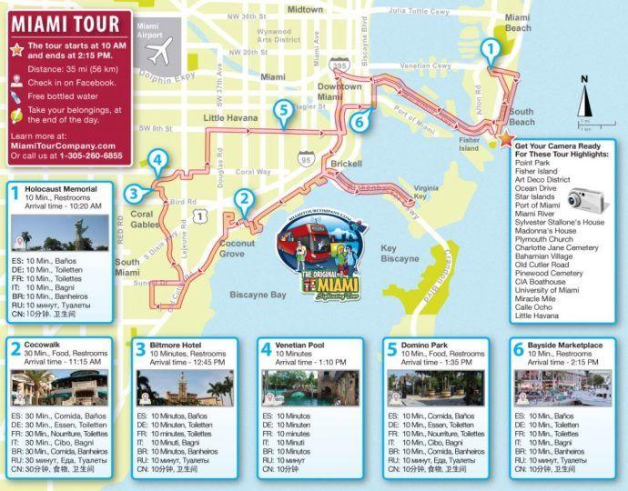 Nesse Artigo Você Vai Saber Os Detalhes Do Mapa De Miami Tags