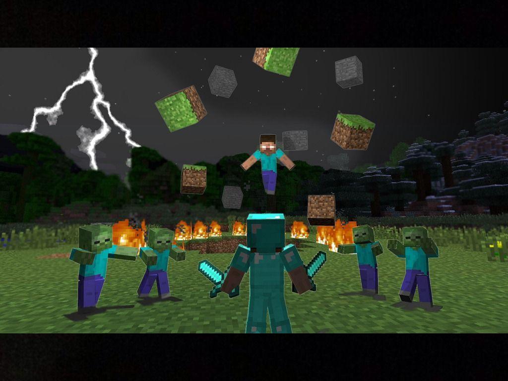 Minecraft Herobrine Minecraft Wallpaper Minecraft Pictures Minecraft Mods
