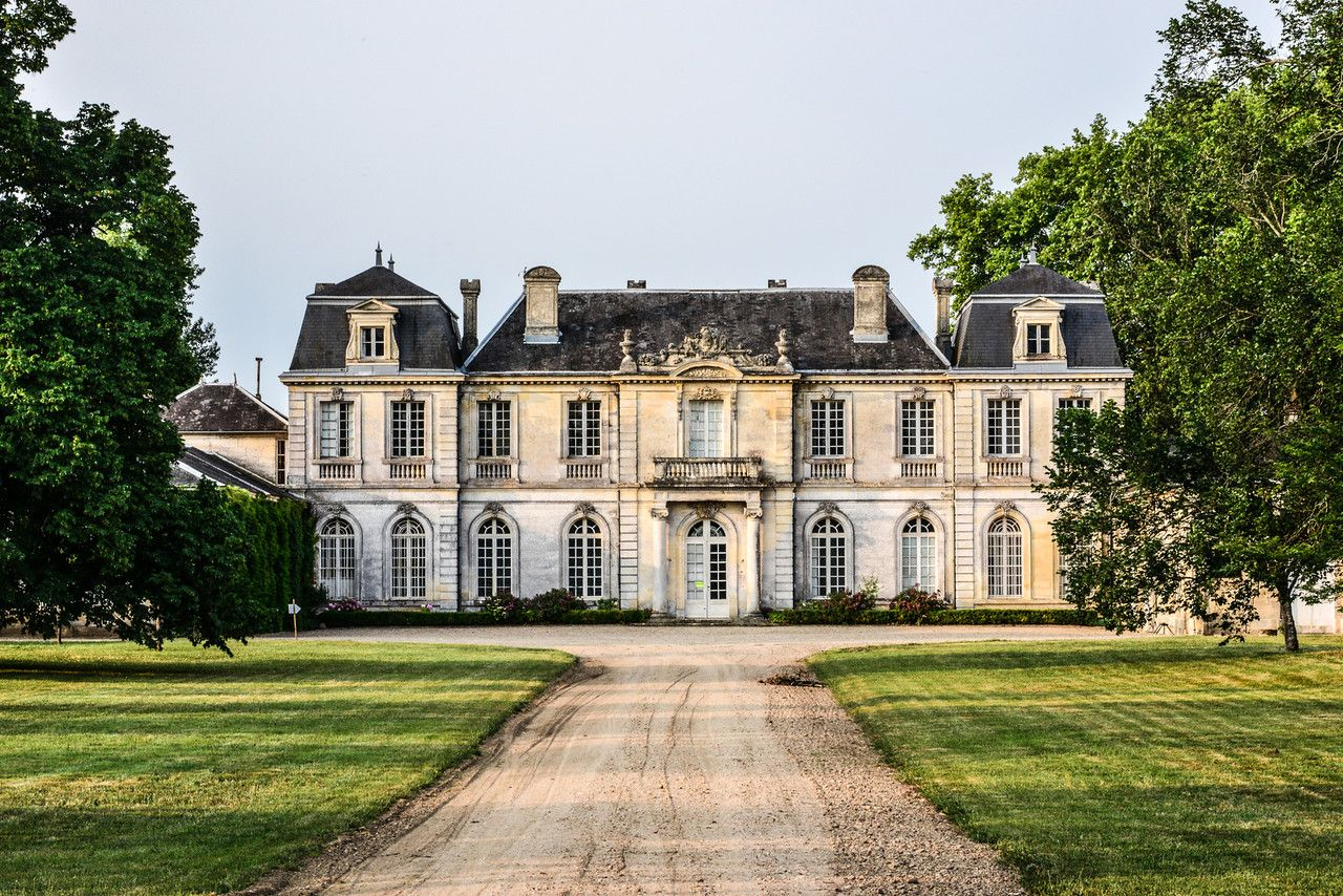 French Countryside Chuck Williams Mansions French Chateau Homes French Mansion