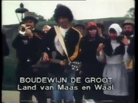 Boudewijn de Groot - Land Van Maas En Waal - YouTube