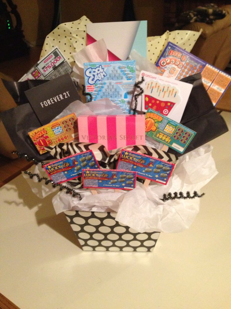 18th Birthday Present Ideas Gifts For Girls Sister 21st