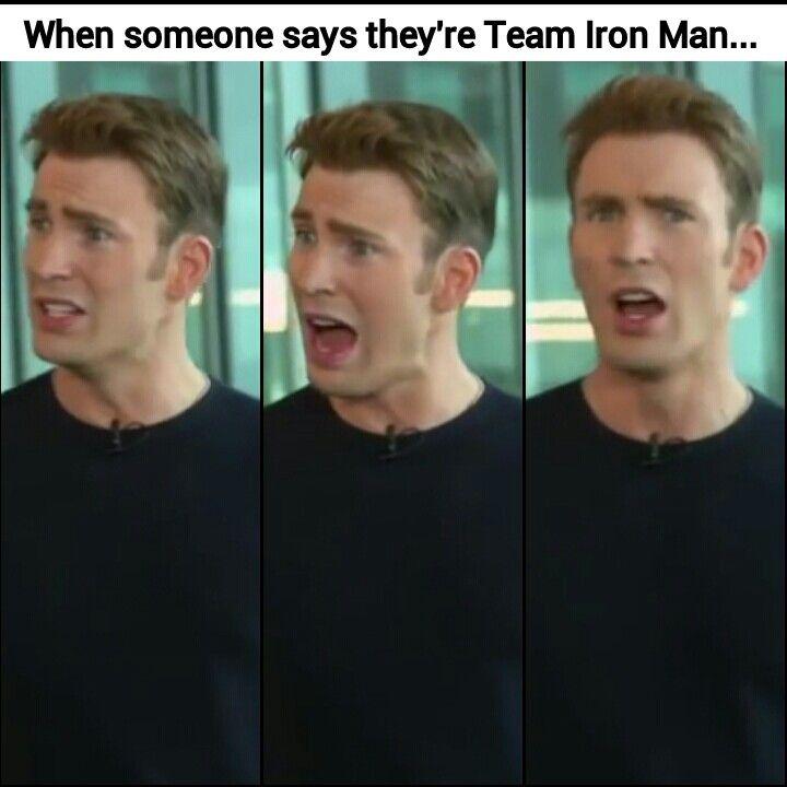 Captain America Civil War #TeamCaptainAmerica ((srry not srry))>>>>>>.HIS FACE OMG SO CUTE