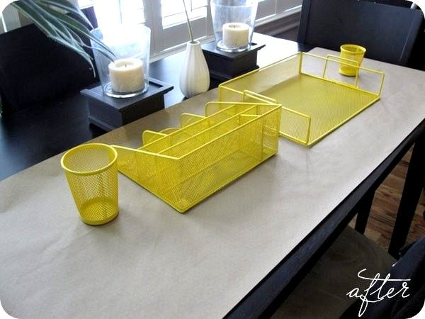 Superb Diy Office Accessories | Office Inspiration: 6 Summery DIY Desk Décor  Projects | CareerBliss