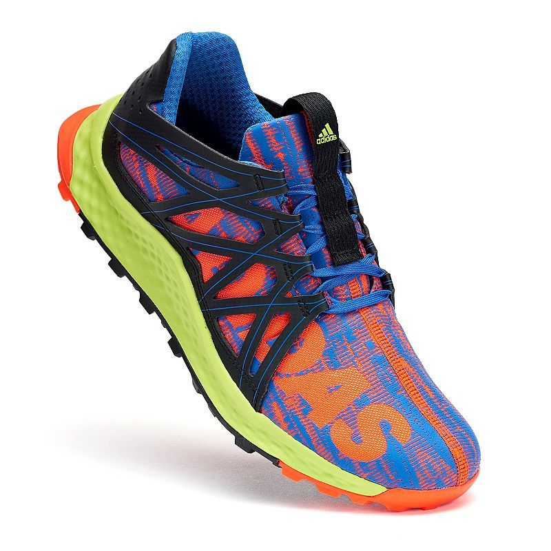 bae6445e752a1 adidas Vigor Bounce Men s Trail Running Shoes