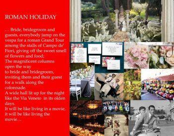 Italian Destination Weddings - Wed Your Movie - Ricostruzioni cinematografiche <lang> Film recreation