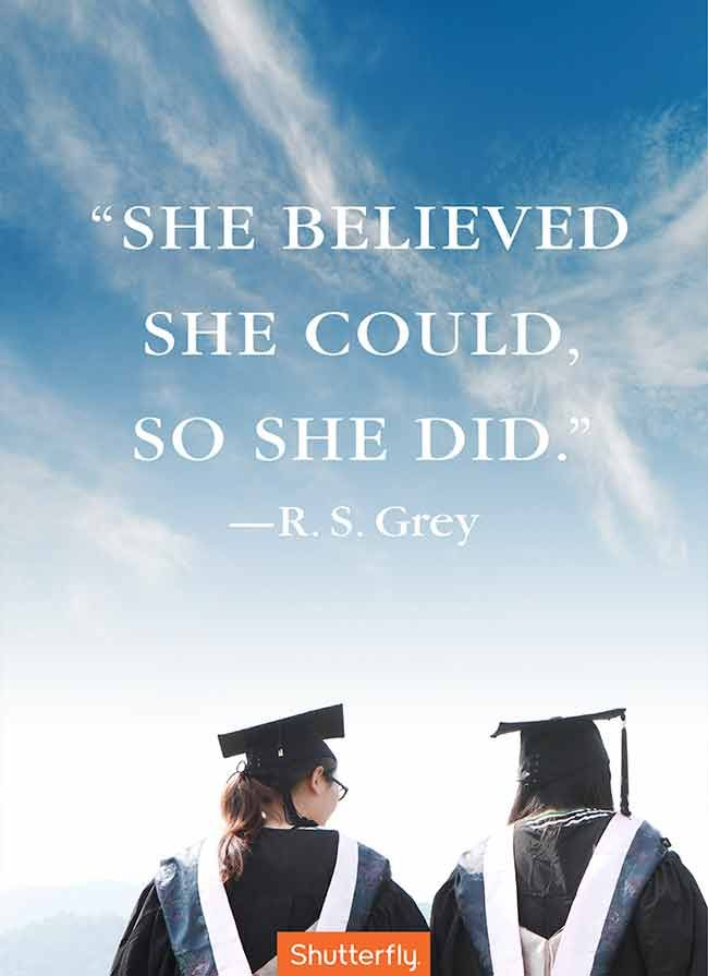 Graduation Quotes and Sayings For 2018   Graduation   Pinterest     Celebrate the class of 2016 with personalized graduation announcements and  party invitations  Find more inspirational graduation quotes by clicking  through