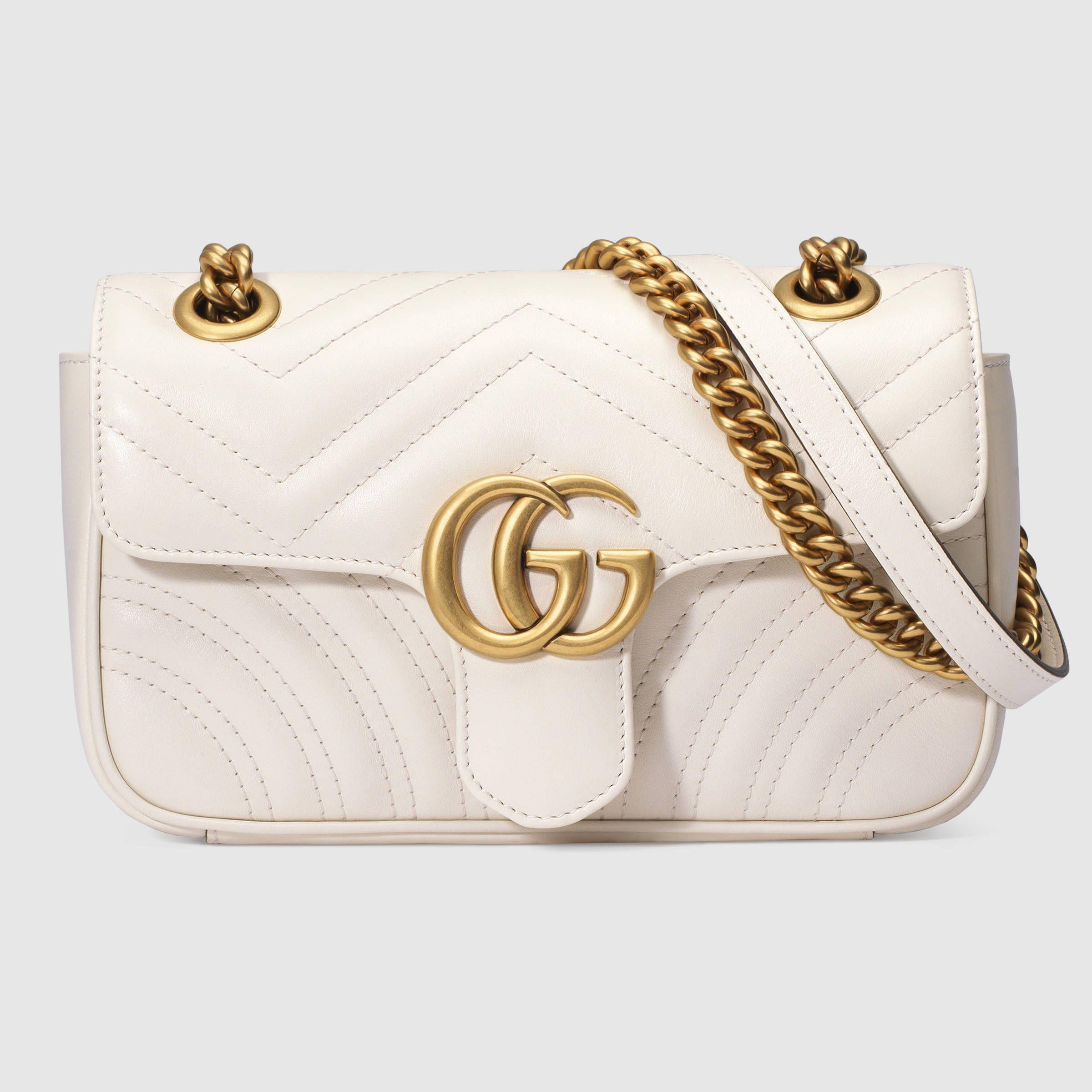 Photo of Gucci GG Marmont matelassé mini bag