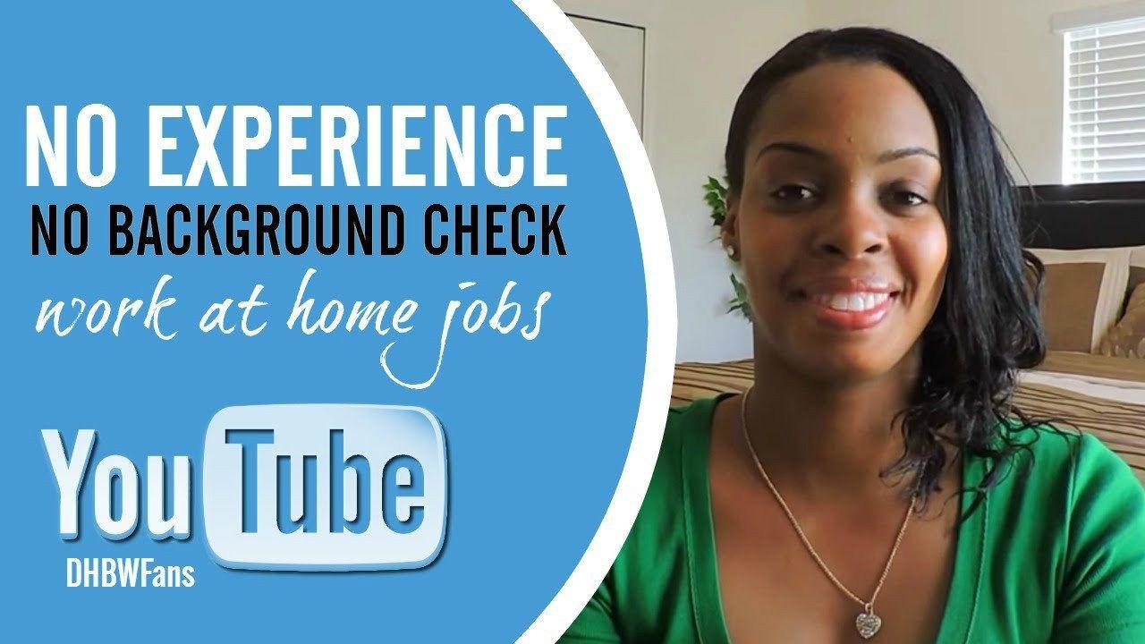 No Expertise, No Background Examine Online Jobs VISIT