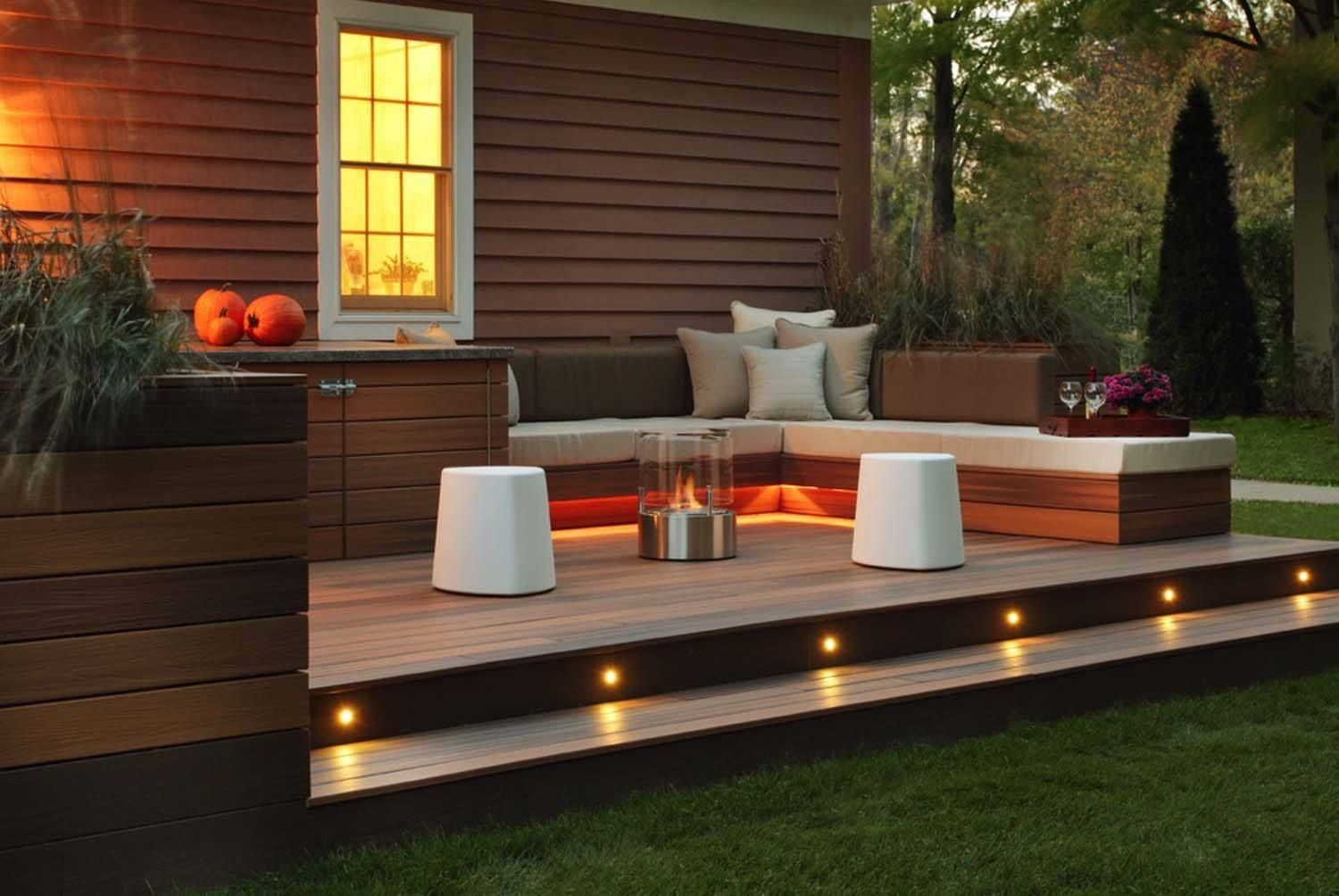 Pequenos Jardines Exteriores 35 Modern Outdoor Patio Designs That Will Blow Your Mind