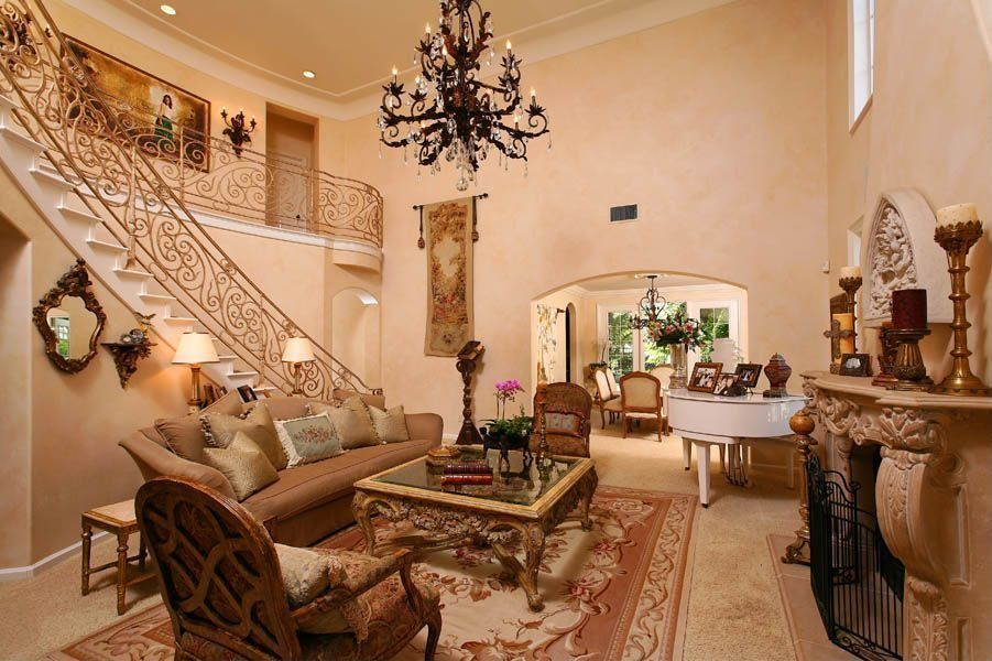 Image result for peach living room   Peach living rooms ...