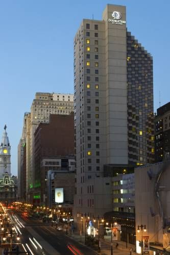 Doubletree By Hilton Philadelphia Center City Pennsylvania Located In This Hotel
