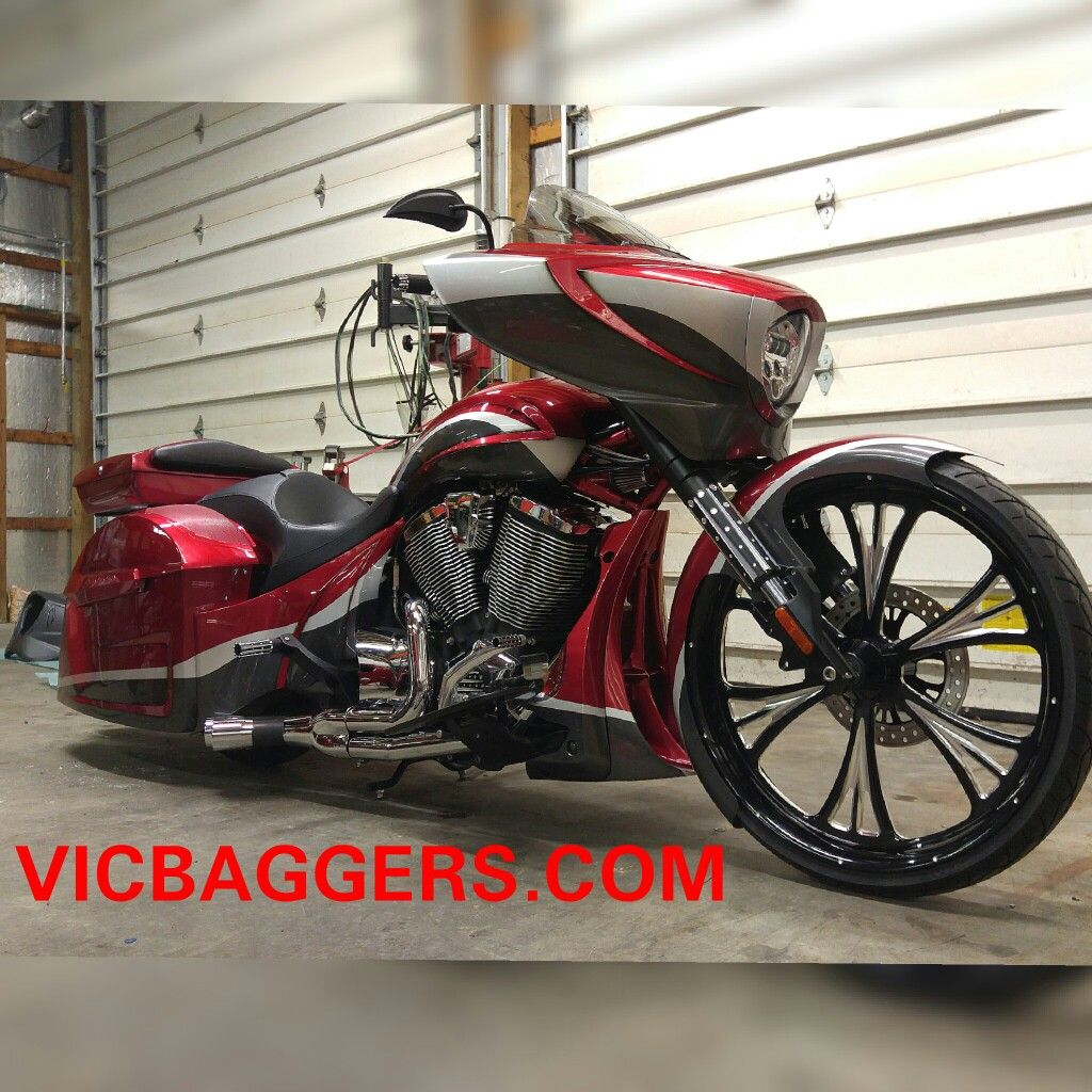 Victory Motorcycle Parts >> Definitely Different 2 Tone Paint Job Daddy S Bike Shit