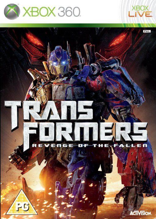 Transformers Revenge Of The Fallen 2009 Revenge Of The Fallen Revenge Video Games Pc