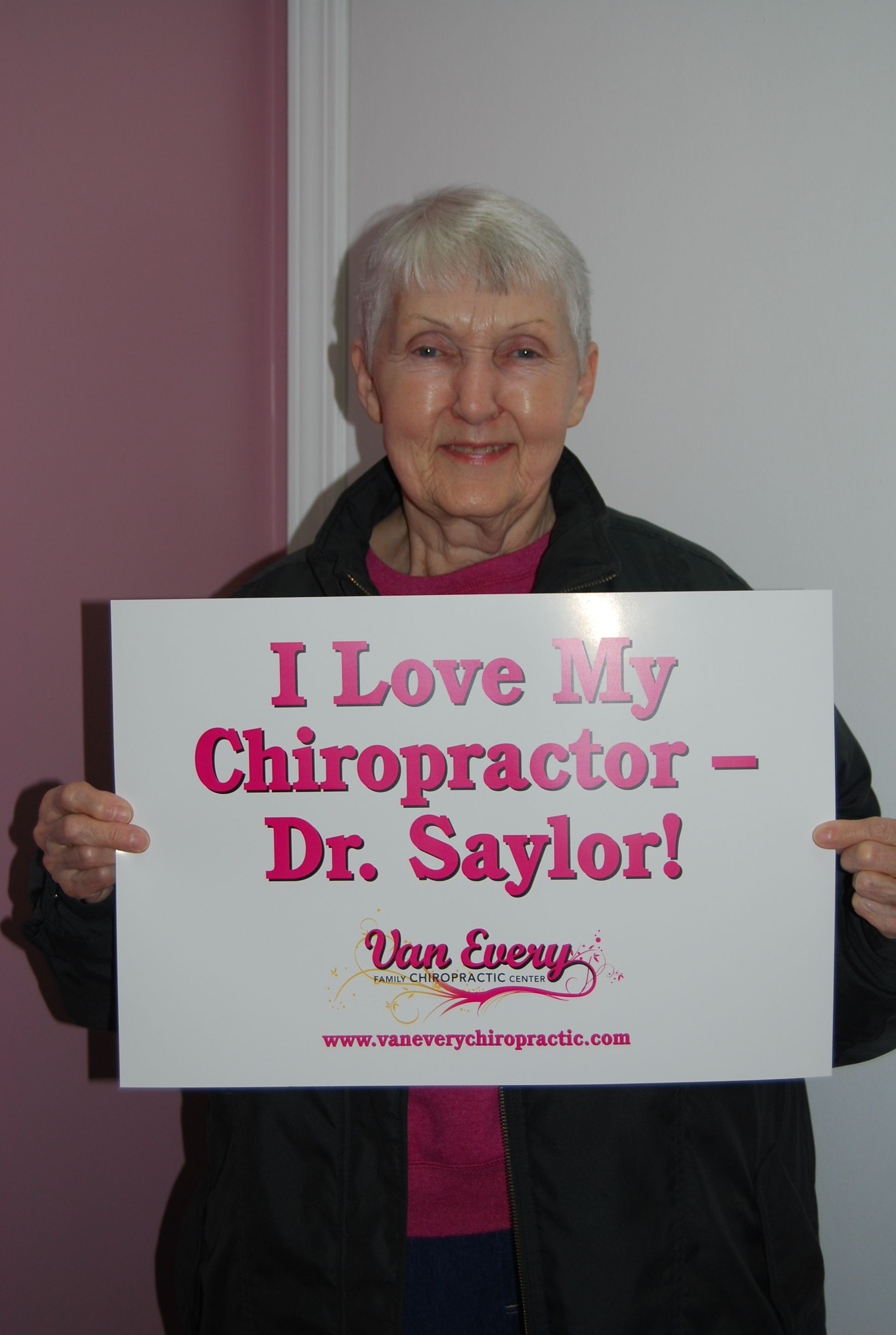 Pin by Dr. Anna Saylor, Van Every Chi on I love my