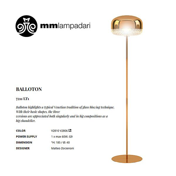 Balloton Floor Lamp 3d Model In 2020 Floor Lamp Lamp Big Chandelier