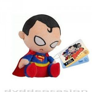 PELUCHE FUNKO MOPEEZ SUPERMAN 12 CM … Precio de Ocasión, Peluche de la línea 'Mopeez' de Funko, tamaño aprox. 12 cm.