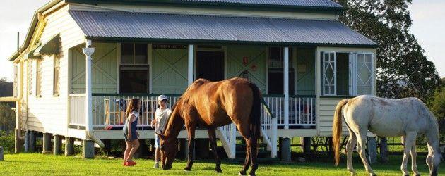 Stinson Cottage With Images Farm Stay Farm Life Australian Farm