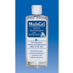 Mada Medical 7055 Madagel Instant Hand Sanitizer With