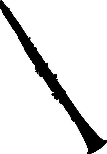clarinet silhouette clip art vector clip art online royalty rh pinterest co uk clarinet images clip art clipart cartoon clarinet
