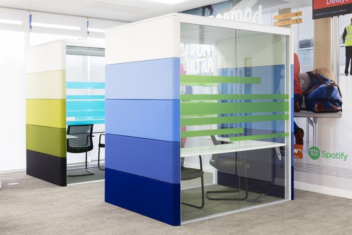 A Look Inside Vodafone's Cool Bracknell Office Vodafone