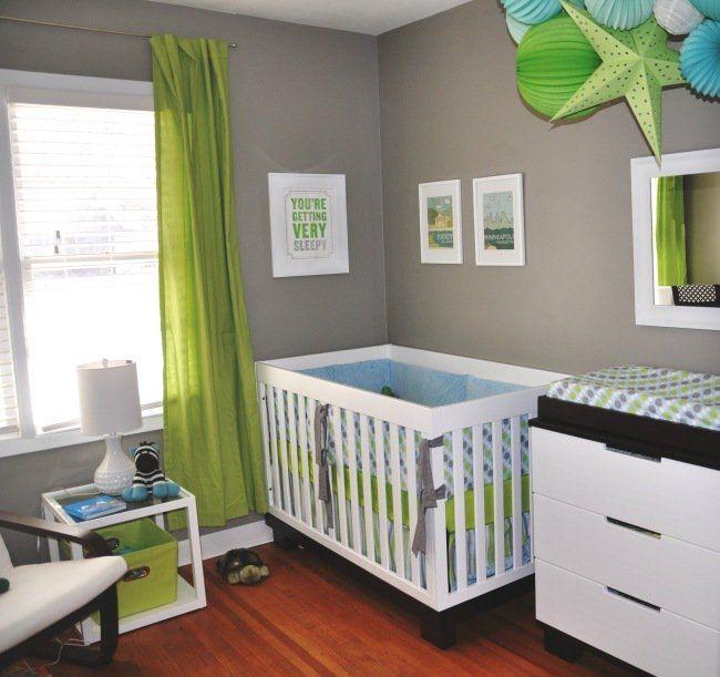 102 idées originales pour votre chambre de bébé moderne   Chambres ...
