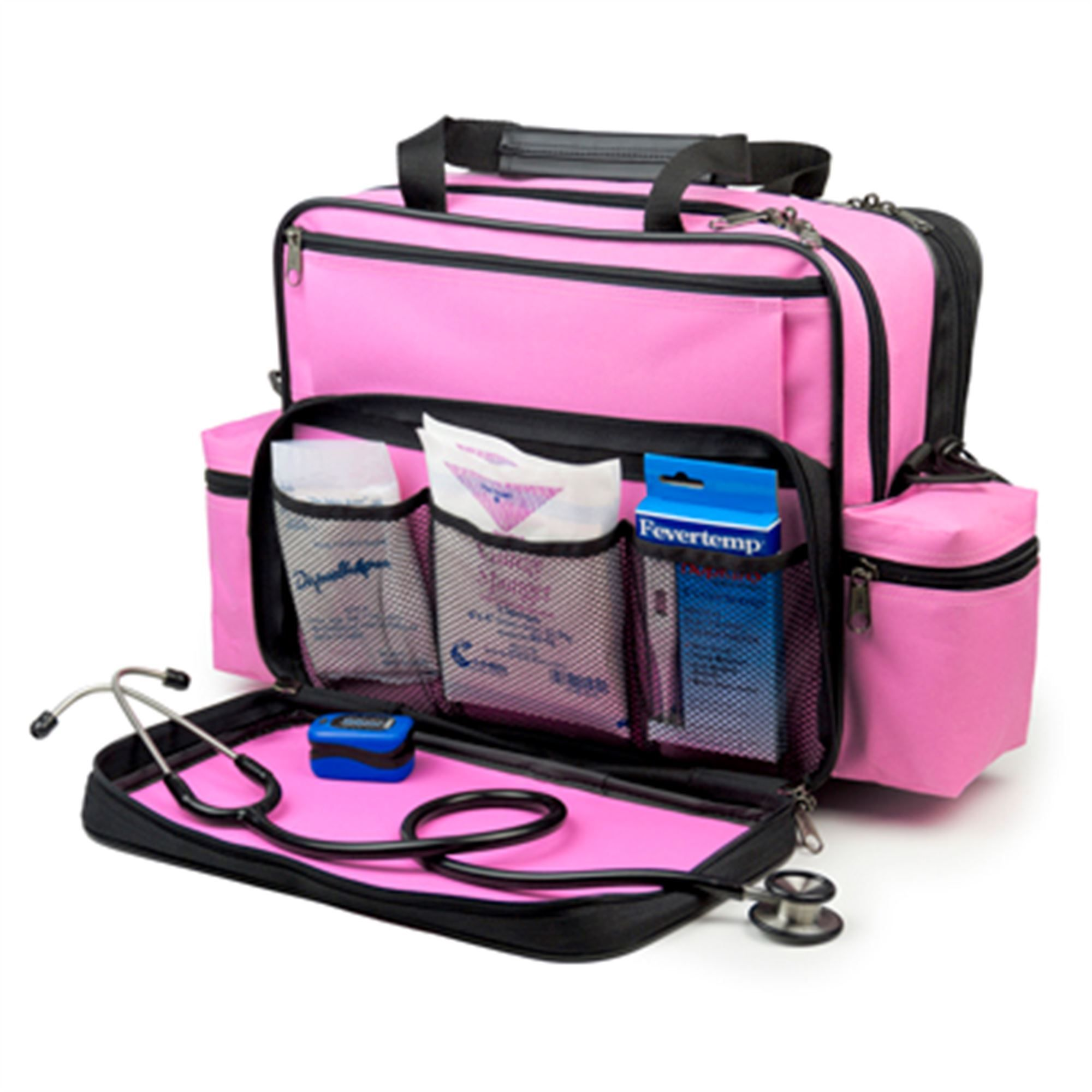 Pink Hopkins Home Health Shoulder Bag Medical Products